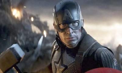 Captain America no siempre estuvo seguro de poder levantar a Mjolnir