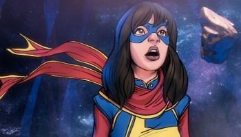 Ms. Marvel tendrá su propio live-action