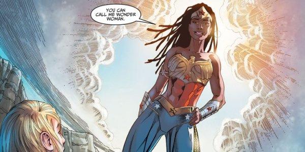 Quiere aparecer una actriz de 'The Kitchen' en 'Wonder Woman' Nubia-in-Wonder-Woman-600x300