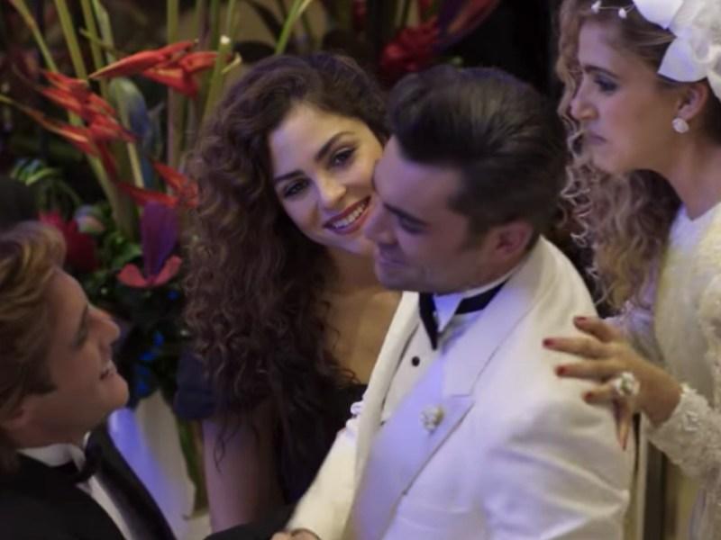 Protagonista de 'Luis Miguel la serie' involucrada en narco