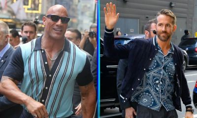 'The Rock' podría enfrentar a Ryan Reynolds