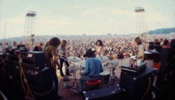 Cancelaron el 50 aniversario de Woodstock