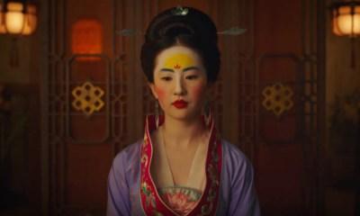 Boicot a live-action de 'Mulan'