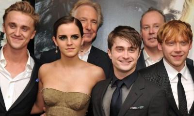 Emma Watson y Tom Felton tendrían un romance
