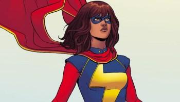 Ms. Marvel en 'Avengers'