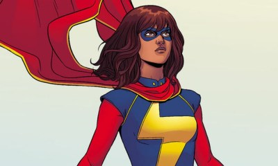 Ms. Marvel en 'Avengers'