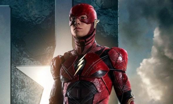 Ezra Miller sí protagonizará la película de 'Flash'