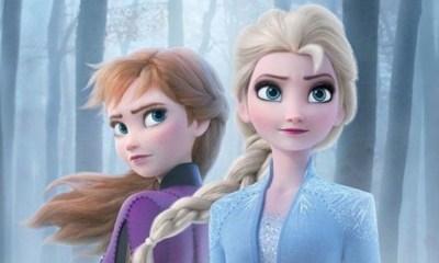 'Frozen 2' tardó en estrenarse