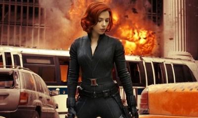 Scarlett Johansson no protagonizaría 'Black Widow 2'