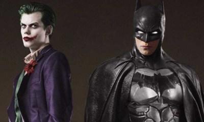 Así se vería el cast de 'The Batman'