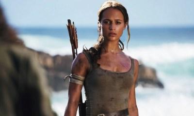 Fecha de estreno de la secuela de 'Tomb Raider'