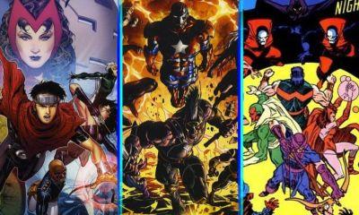 nuevos Avengers en la fase 5