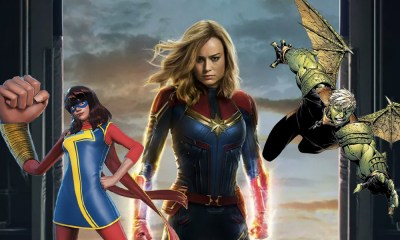 Nuevo héroe gay en 'Captain Marvel 2'