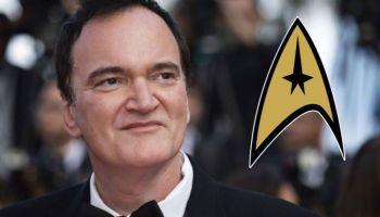 Comenzaron los planes para la película 'Star Trek' de Quentin Tarantino