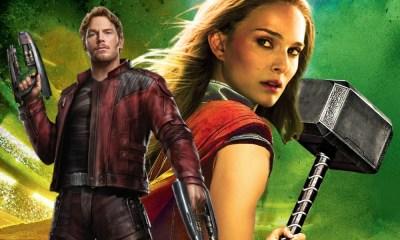 participación de Star-Lord en 'Thor: Love and Thunder'