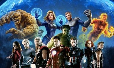 Fantastic 4 contra Avengers