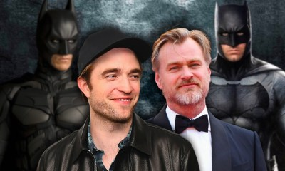 Christopher Nolan aconseja a Robert Pattinson