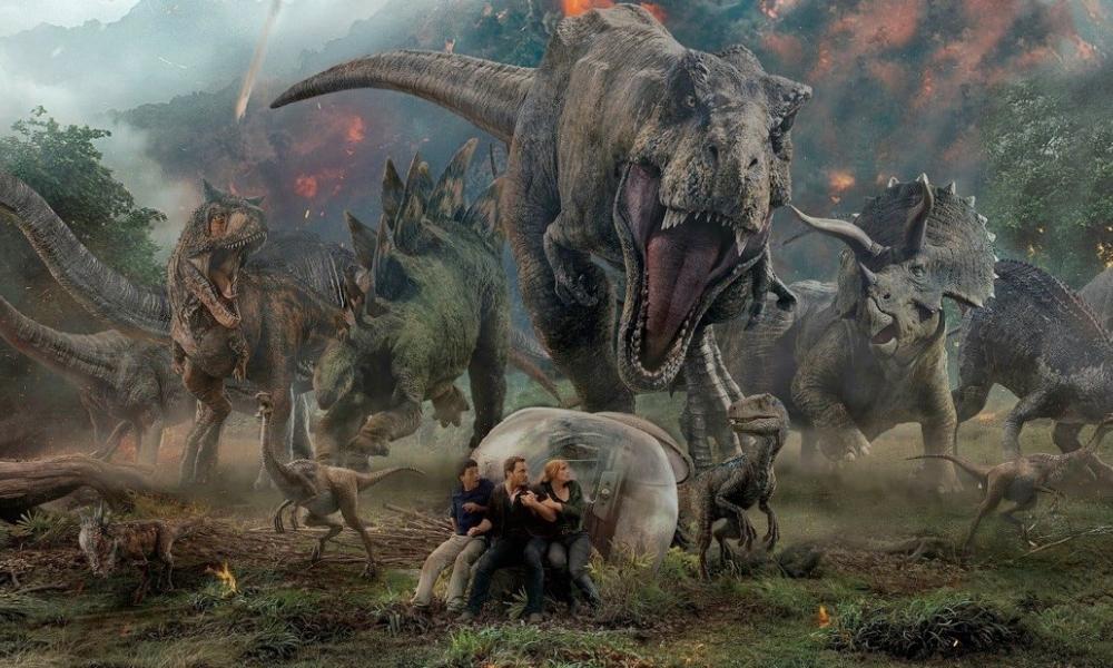 Jurassic World Presenta Dos Dinosaurios Nunca Antes Vistos Es cierto que, a pesar de películas y relatos de ficción, esas bestias tremendas de la prehistoria que fueron los dinosaurios y nosotros los seres humanos nunca hemos. jurassic world presenta dos