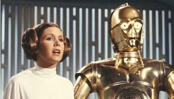 Leia en Star Wars: The Rise Of Skywalker