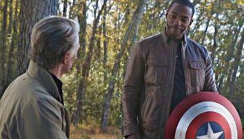 Mackie quiere ver al Captain America en su serie