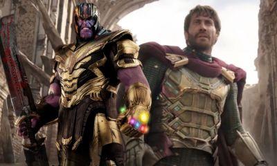 Mysterio nunca murió se convirtió en Thanos