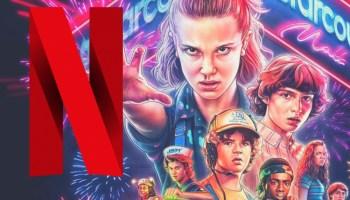 Netflix incrementó sus acciones por 'Stranger Things 3'
