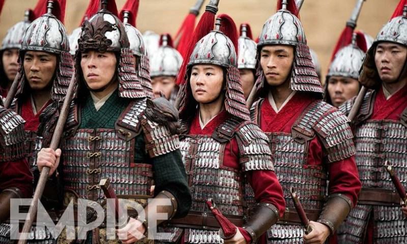 Nueva foto del live-action de 'Mulan' la muestra como Ping Nueva-foto-del-live-action-Mulan