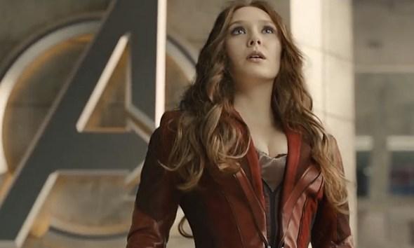Scarlet Witch sería villana en el MCU