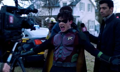 Héroes y villanos de la segunda temporada de 'Titans'