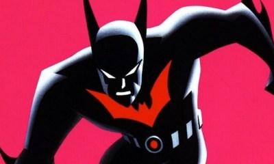 Nueva 'Batman Beyond'