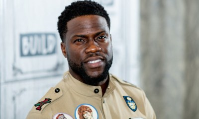 Kevin Hart sufrió un accidente