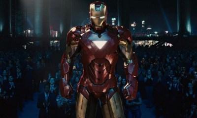 Estatua de Iron Man