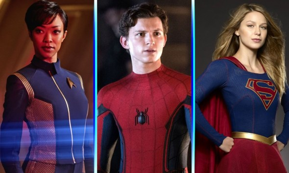'Supergirl' y 'Spider-Man' ganaron los Saturn Awards