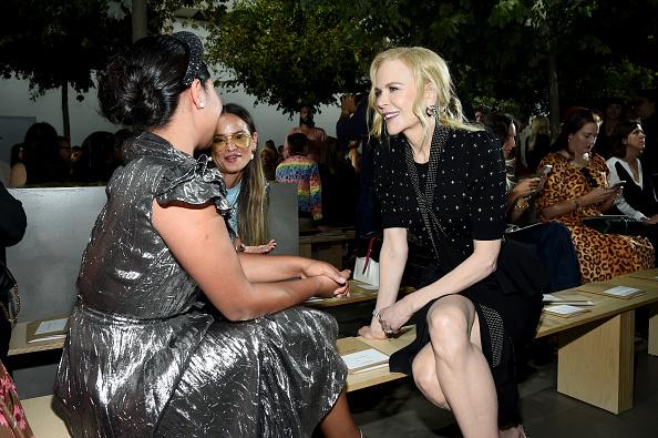 Yalitza Aparicio, Nicole Kidman y Kate Hudson para Michael Kors