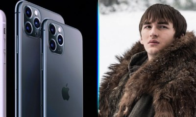 iPhone 11 inspirado en 'Game of Thrones'