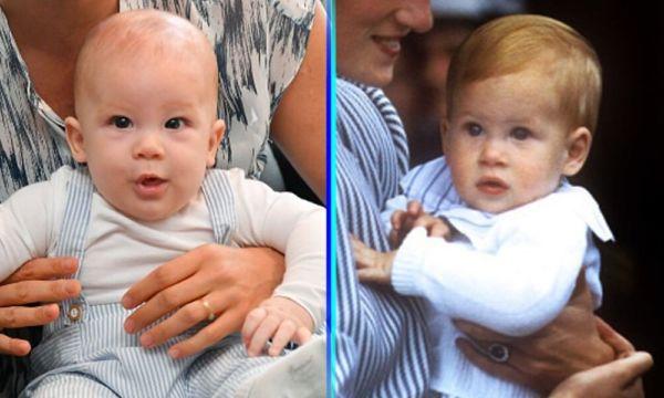 Esta foto demuestra el parecido entre Archie y su papá parecido-entre-Archie-y-su-pap%C3%A1-600x360