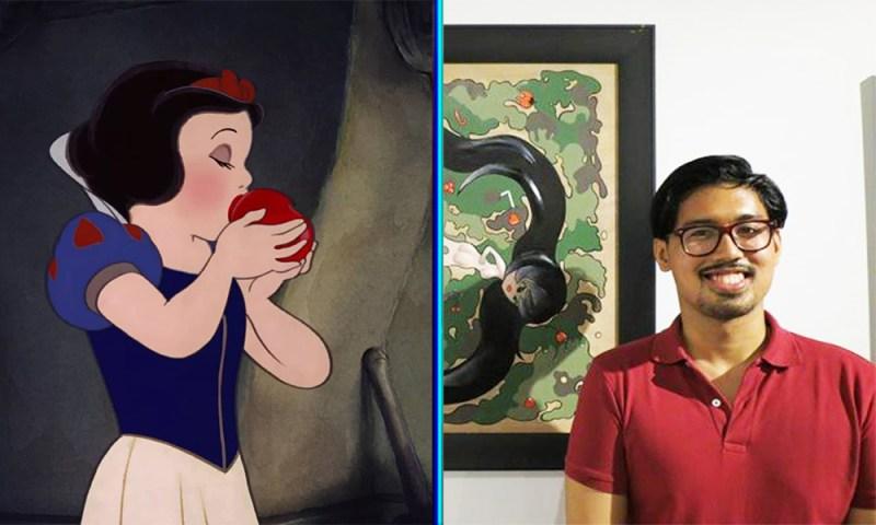"""Así se ven las princesas de Disney convertidas en """"mujeres reales"""" princesas-disney-en-la-realidad-1"""