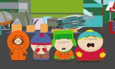 renuevan South Park por tres temporadas