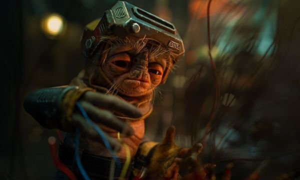 Revelan primera imagen del nuevo personaje de 'Star Wars: The Rise of Skywalker' Babu-Frik-nuevo-personaje-de-Star-Wars-600x360