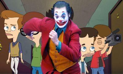 'Big Mouth' se burla de 'Joker'