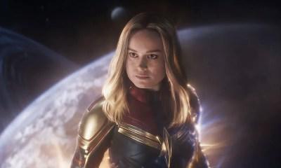 Captain Marvel reemplazará a Captain America