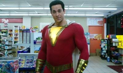 Flash hizo una referencia a Shazam en el Arrowverse