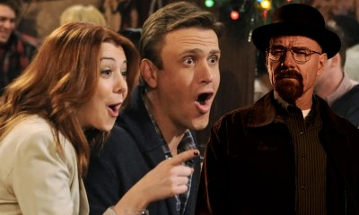 'How I Met Your Mother' está relacionada con 'Breaking Bad'