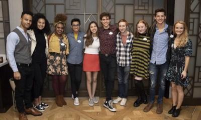 Primer episodio de la serie de 'High School Musical'