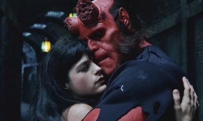 Hellboy introdujo el género de superhéroes