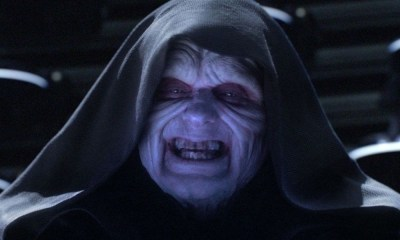 Ian McDiarmid reaccionó al trailer de 'Star Wars'