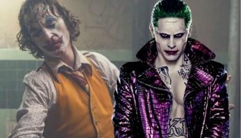 Jared Leto está molesto con Joker de Joaquin Phoenix