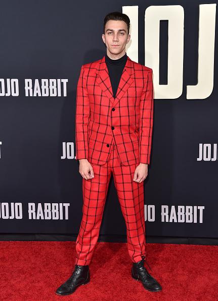 Las estrellas del MCU brillaron en la alfombra roja de 'Jojo Rabbit' Jojo-Rabbit-Red-Carpet-2
