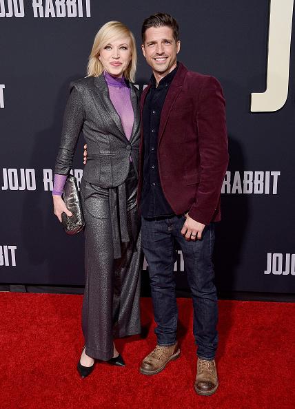 Las estrellas del MCU brillaron en la alfombra roja de 'Jojo Rabbit' Jojo-Rabbit-Red-Carpet-6