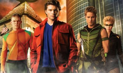 Justin Hartley se une a 'Crisis on Infinite Earths'